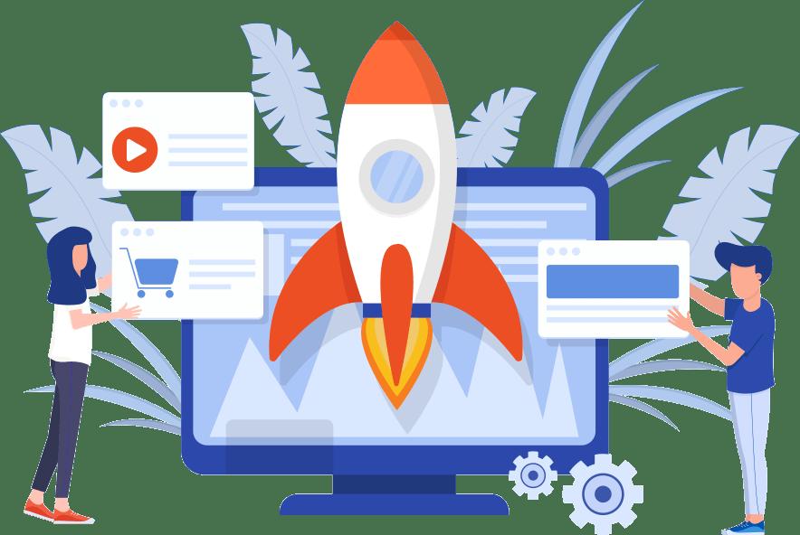 Malina Webdesign Hero
